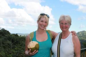 Emily & Barbara - Puerto Rico