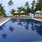The pool at Vomo