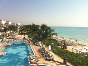 The Royal Playa Del Carmen - Beach & Pool