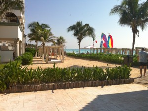 The Royal Playa Del Carmen - Beach and Beach Beds