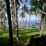 Grounds at Namale Resort & Spa in Fiji
