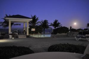 reef resort_night